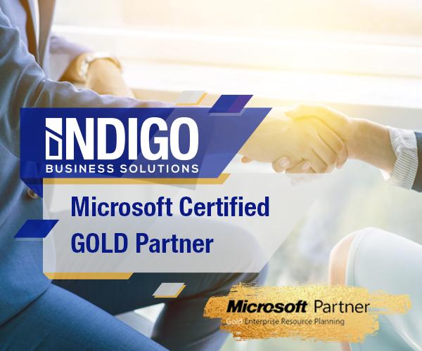 INDIGO BS évalue le plus haut niveau de compétence et d'expertise concernant les produits Microsoft